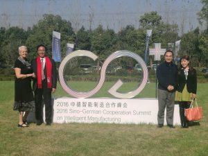 China foto 1 standbeeld