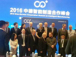China foto 2 groep
